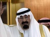 L'apertura mondo arabo condannare violenza siria. saudito abullah condanna spargimento sangue causato assad
