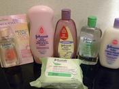 Johnson's beauty care: Items