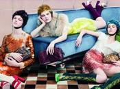 Steven Meisel firma campagna pubblicitaria Prada Donna Autunno/Inverno 2011