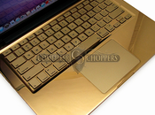 Computer Choppers, MacBook d'oro