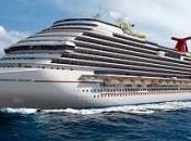 Savona attende Magic della Carnival Cruise