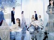 PLAYING TYPE... Steven Meisel Vogue September 2011