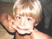 Jensen Ackles bambino birichino