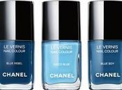 Chanel Jeans Nail Polish