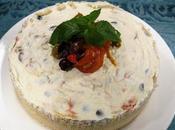 deliziosa cheese cake ai...peperoni .......