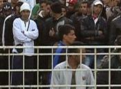 dietro quelle sbarre Lampedusa agosto 2011