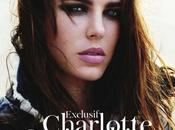 Vogue Paris, Charlotte Casiraghi principessa cover girl [sept issue 2011]