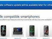 Entro fine dell'anno Symbian Belle tutti Nokia Device Symbian^3