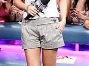 Selena Gomez ankle booties Renzo Edelman.