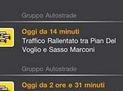 Sempre informato sulle condizioni traffico l'app Infoblu Traffic 2.2.