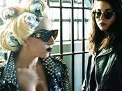 Lady Gaga come Donatella Versace, anche nella moda