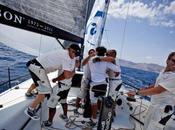 Cartagena trionfo Bribón Ngoni. Secondo Audi Azzurra Sailing Team, Quantum sempre leader classifica