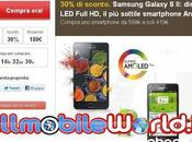 Offerta Samsung Galaxy speciale prezzo 419, sconto solo poche