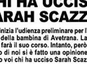 Sarah Scazzi: testata locale cerca scommesse