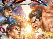Street Fighter Tekken, mostrate copertine americane