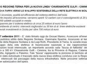 Energia Sicilia: Accordo Regione-Terna, Flavio Cattaneo, elettrodotto Chiaramonte