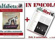 settembre edicola libreria nuovo numero «alfabeta2»