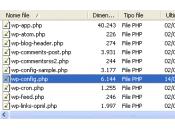 Snapshot wordpress: rimozione counter.wordpress.com