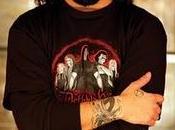 Stone Sour Mike Portnoy alla batteria