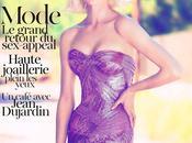Sasha Pivovarova Atelier Versace Vogue Paris Ottobre 2011