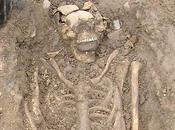 """Zombie"" scoperti tomba irlandese Medioevo"