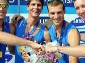 Doppio Quattro senza Pesi leggeri laureano campioni europei Bulgaria