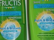 Garnier Fructis Puliti Brillanti: shampoo balsamo