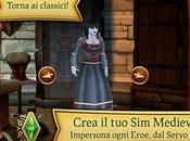 Sims Medieval debutta iPhone iPad Touch