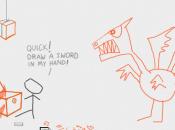 pensiero demente: Draw stick