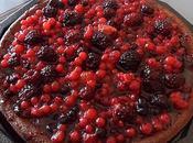 Cheesecake frutti bosco