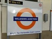 Metropolitana Londra scale