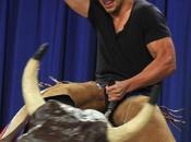 Taylor Lautner ragazzo d'oro montato anche toro