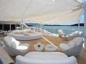 Yacht sogno firmato Fendi