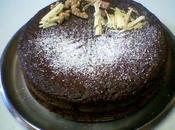 """ricetta della """"torta cioccolato noci"""", tanto cioccolatosa!"""