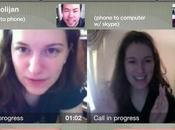 videochiamate iPhone (anche Skype) Fring