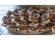 crostini toscani funghi