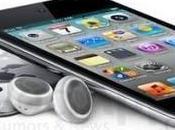 iPod touch iPhone 5?Strane presenze sistema-inventario Apple!