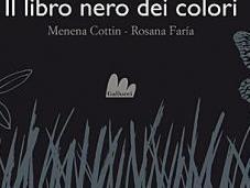 Venerdì libro: libro nero colori