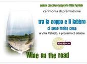 """COPPA LABBRO, cerimonia premiazione """"WIne road"""", concorso letterario 2011 Villa Petriolo"""