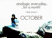 Analogic Everyday...for month! (daily project) OCTOBER