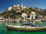 Punat Vrbnik diario viaggio dell'isola