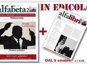 nuovo numero «alfabeta2». ottobre edicola libreria