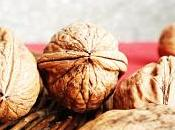 Insalata mista robiola, maple syrup glazed nuts