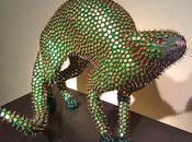 volti, alle forme, Carlo Pasini, l'artista delle puntine, torna Galleria Elleni realizzo piccolo sogno