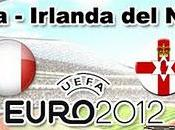 Italia Irlanda Nord, qualificazioni coampionato europeo.