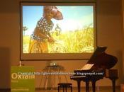 Oxfam Italia Glee serata beneficenza