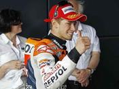 MotoGp 2011, Stoner vince Gran Premio d'Australia