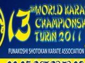21-23 ottobre: World Karate Championship Turin 2011