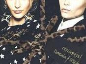Dolce Gabbana sulla cover Harper's Bazaar Russia