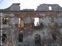 Middle Crossing Produzioni: Vera Storia Villa Pastore, report Lucio Laugelli.